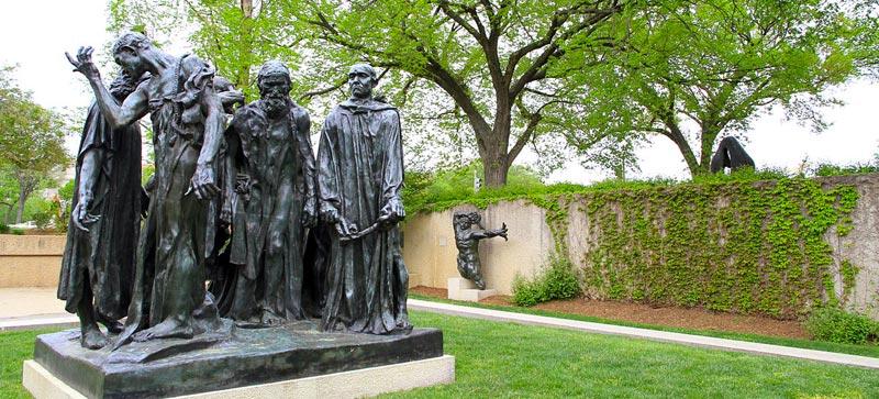 Jardín de Esculturas Smithsonians