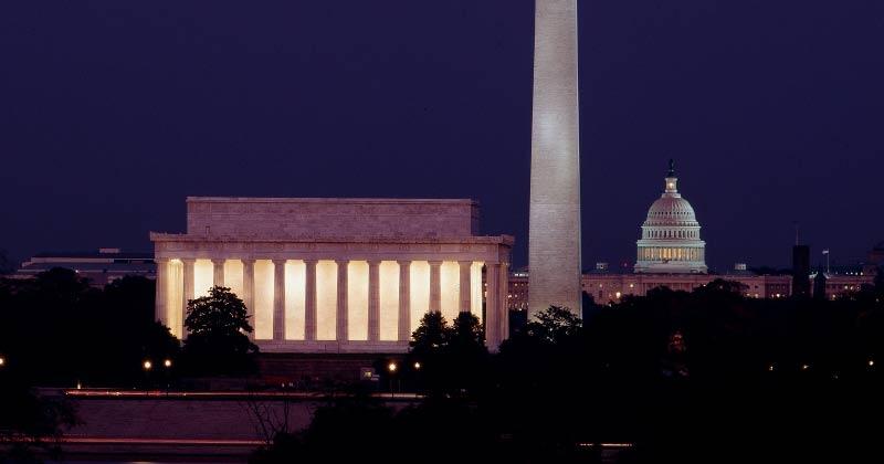 ¿Qué hacer en Washington de noche?