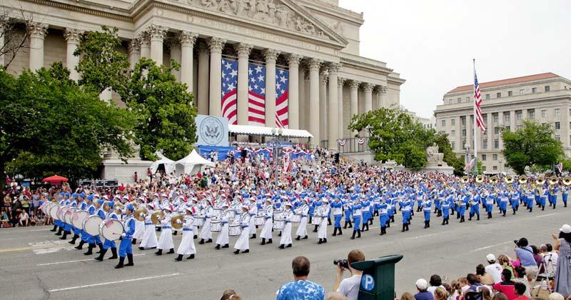 Las 13 mejores ferias y festivales de Washington DC