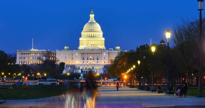 Fiesta y Vida nocturna en Washington